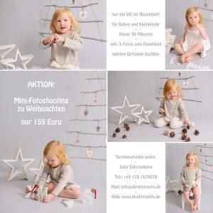 Fotoaktion zu Weihnachten