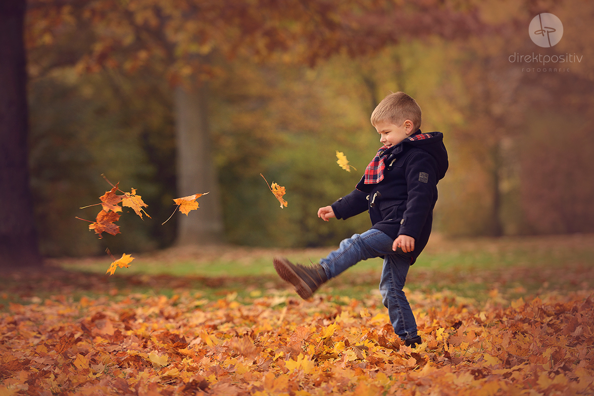Herbstfotoshooting