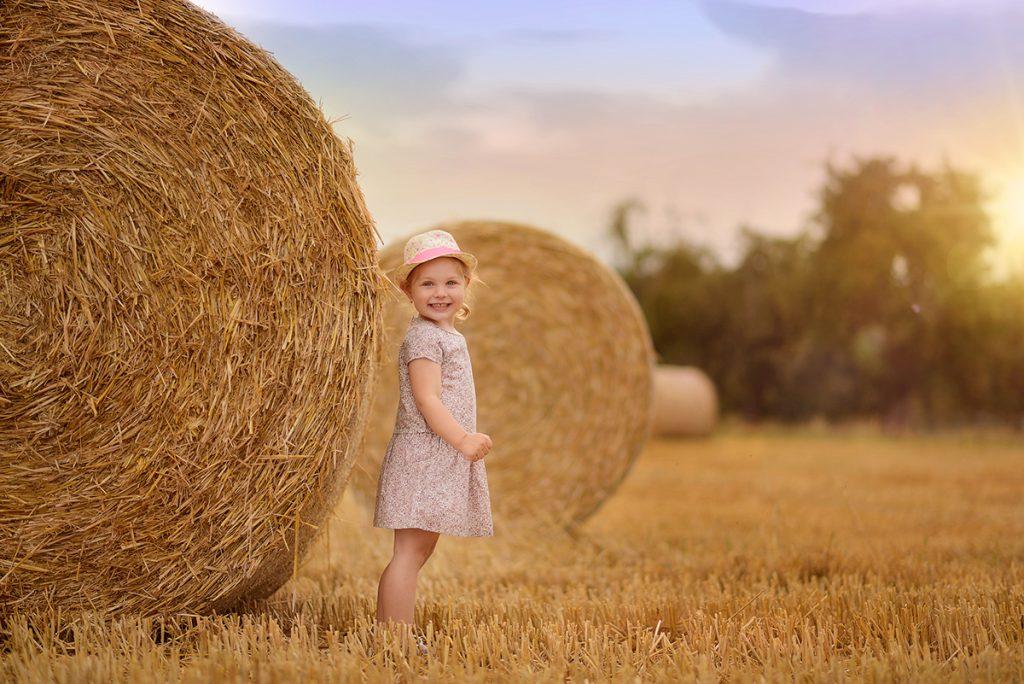 Fotoshooting mit Kindern