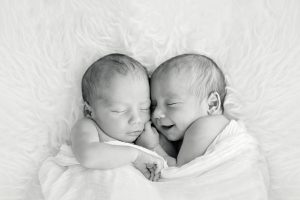 newborn zwillinge