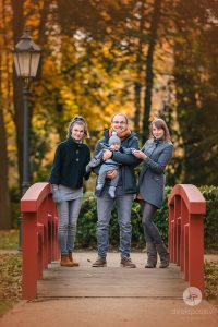 Familienfotoshooting Bad Homburg