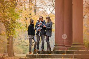 Familienfotoshooting Bad Homburg