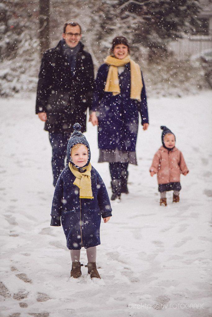 Fotoshooting Winter