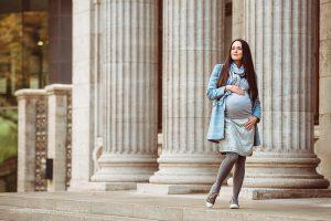 Schwangerschaftsfotoshooting Frankfurt