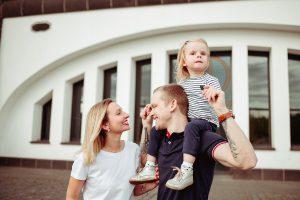 Familienfotoshooting Lifestyle Frankfurt