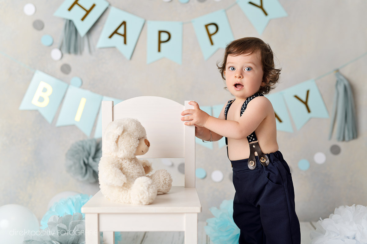 1st birthday fotoshooting