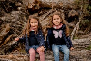 Geschwister Fotoshooting