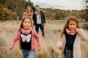 Fotoshooting Familie