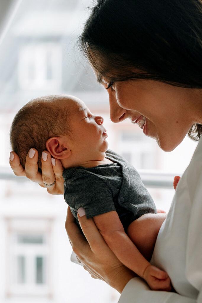 Tipps für natürliche Babyfotos